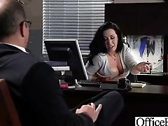 (jayden jaymes) Sexy Girl With Big Tits Get Banged In Office video-04