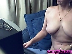 Lovely Granny with Glasses Free Webcam Porn