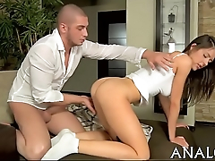 Worthwhile anal porn