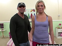 AdultMemberZone - Picked Up a Cheerleader and Fucked Her