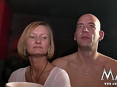 MMV FILMS Almighty Amateur German Swingers