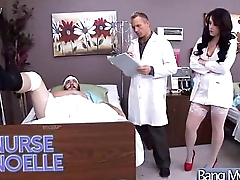 Horny Patient (noelle easton) Get Sex Treat From Doctor clip-24