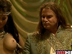Pirates Orgy With Exotic Bellydancers Shyla Stylez, Veronica Rayne, Abbey Brooks