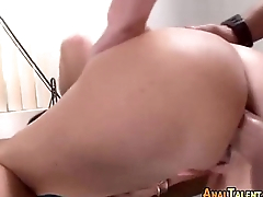 Anal Slamming For The Irresistible Amateur