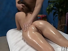 Hot massage episode