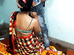Indian amateur: full night enjoy with Indian woman