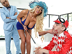 ZZ Kenfucky Derby Featuring Nicolette Shea and Jordi El Niño Polla - Real Wife Stories HD