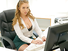 Sexy tot Lena Paul In put emphasize porn scene - Cum Purchase My Office