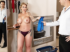 My BF Fucked My Mom! - Ryan Conner & Xander Corvus: Sneaky Mom 3