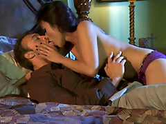 Kaylani Lei gives Asian Gonzo Cowgirl with an increment of Loves it!