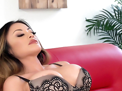 Kaylani Lei is a tattooed tolerant in need of a hunk's dick