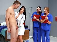 Firsthand Experience Featuring Angela Lacklustre - Brazzers HD
