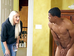 Horn-mad Aubrey Black is going to fuck Lil D