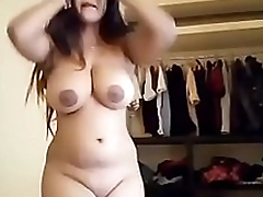 Big Milky Boobs Desi Girlfriend Strips Removing Bra coupled with Penty For Boyfriend