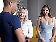 Charge from My Best Friend - Lena Paul hard porn