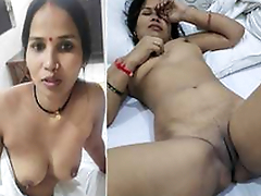 Today Exclusive- Desi Cheating Wife Sucking and Fucked By Lover In Hotel Part2