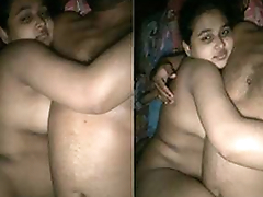 Today Exclusive- Desi get hitched Give Handjob