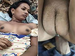 Today Exclusive-Super Hot Look Desi Girl Outdoor Fucked