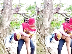 Today Exclusive- Desi Village Lover OutDoor Fucking Part 3