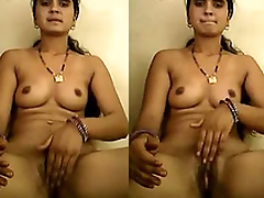 Married Indian Wife Fingering
