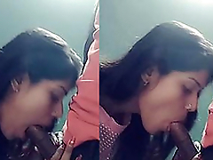Indore Couples Sucking & Fucking in Home-1