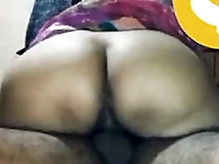 desi wife riding and hard fucked with very loud moaning