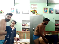 Exclusive- Desi Indian Bhabhi Fucked In Doggy Style