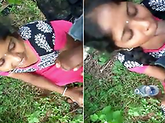 Telugu Girl Outdoor Oral sex