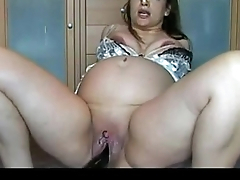 persuasive milf from BBWCurvy .com gets hardcore