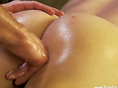 Loving The Anal Massage