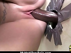 Gorgeous Ebony Blowjob 5