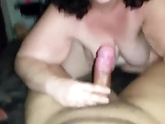 bbw from BBWCurvy .com sucks latin cock