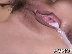 Sexy mother i'_d like to fuck devours large cock