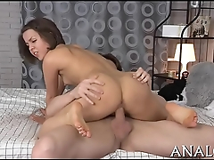 Youthful 1st anal