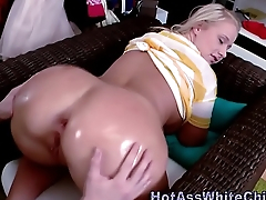 Sucking booty ho rimmed